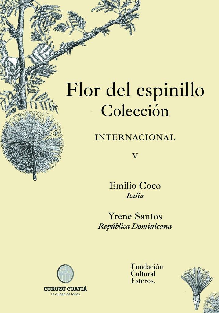 Colección Flor del Espinillo V Emilio Coco - Yrene Santos